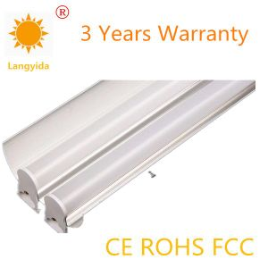 China Manufacturer 5W T5 Tube Integrated Tube with Fastener 85-265V pictures & photos