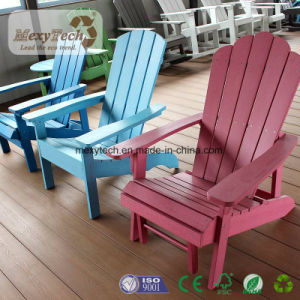 Foshan Garden Furniture Plastic Wood Bench and Table pictures & photos