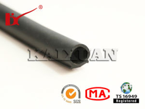 EPDM Window Edge Trim Rubber Seal with Ts16949 pictures & photos