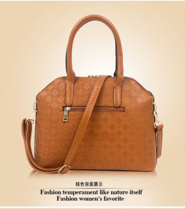 Fashion Design Set Bag Shell Bag Handbag and Lash Bags Shoulder Bag Handbags pictures & photos