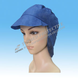 Disposable Restaurant Hats, Fashion Checf Hats, Non Woven Chef Hat pictures & photos