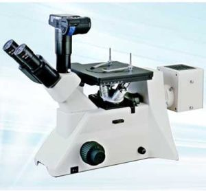 Microscope Instrument Xjp-830 Inverted Metallurgical Microscope pictures & photos