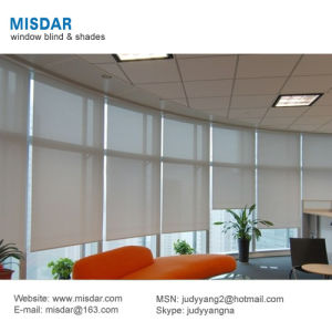 Polyester PVC Roller Blind with Fascia pictures & photos
