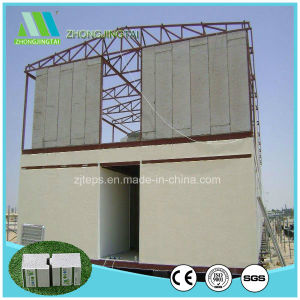 Fireproof and Soundproof EPS Sandwich Wall Panel for Prefab House pictures & photos