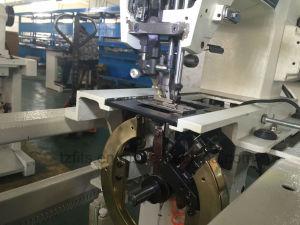 Direct-Driver Computerized Hand Stitch Machine Imitation Manual Stitch Sewing Machine pictures & photos