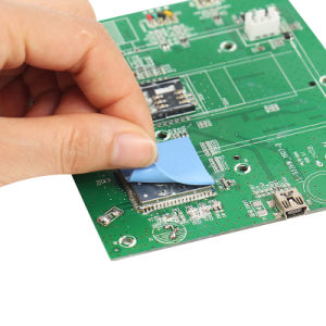 Thermal Interface Material Thermal Conductive Silicon Pad pictures & photos