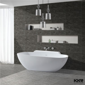 Hotel Project Resin Bathtub Wholesale Freestanding Bathtub pictures & photos