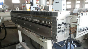 Polycarbonate Hollow Sheet/ PC PP Hollow Sheet Extrusion Machine pictures & photos