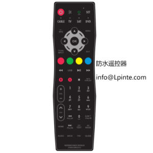 Waterproof Remote Control for Hotel TV SPA TV Outdoor TV Unviersal and Learning pictures & photos