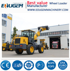 Supply 1t 1.5t 2t 2.5t 3t Farm Telescopic Pay Loader pictures & photos