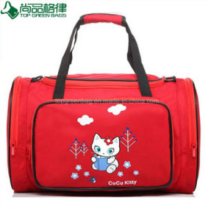 Hot Sale Customized Portable Fancy Cute Outdoor Polyester Child Travel Bag pictures & photos