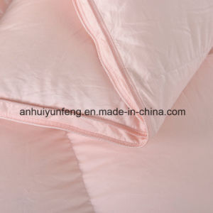 Cheap Price High Quality Wholesale Bed 4-6cm Feather Duvet pictures & photos