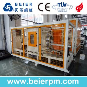 PVC Pipe Double-Strand Extrusion Line /PVC Pipe Production Line pictures & photos