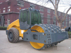 Full Hydraulic Single Drum Road Roller 14ton pictures & photos