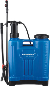 16L Knapsack/Backpack Manual Hand Pressure Agricultural Sprayer (KD-16C-A013) pictures & photos
