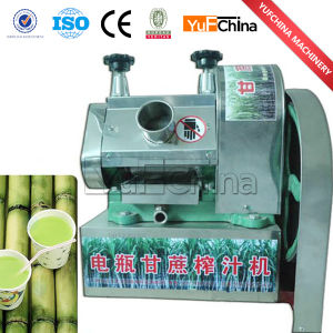 Hot Sale Fruit Juice Price / Electric Sugar Cane Juicer Extractor pictures & photos