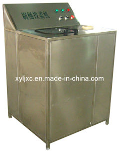(inside and outside) Brush Barrel Machine / Barrel Brushing Machine