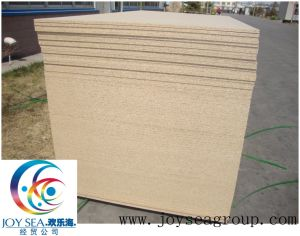 Furniture Grade Plain Wood Chipboard of Cabinet Decoration Building Material pictures & photos