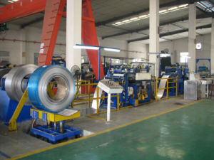 400-1300mm Hot/Cold Rolled Coil Slitting Line pictures & photos