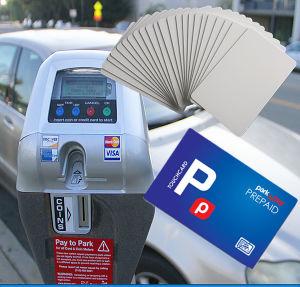 Cr80 High Quality 125kHz Blank RFID Card Smart Card pictures & photos
