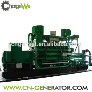 Wood Gas Generator/Biomass Power/Biomas Plant 600kw pictures & photos