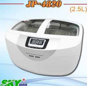 Skymen Digital Ultrasonic Cleaner with Timer & Heater 2500ml (JP-4820) pictures & photos