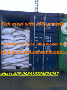 Fish Meal 65% Protein for Animal with High Quality Poultry Feed pictures & photos
