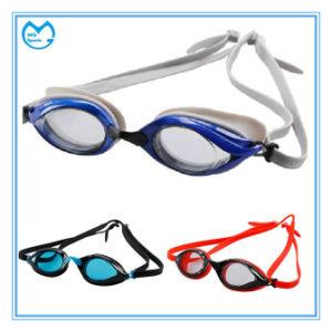 Fashion Prescription Anti Fog Silione Swimming Goggles pictures & photos