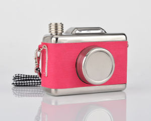Customized Lovely Stainless Steel Hip Flask pictures & photos