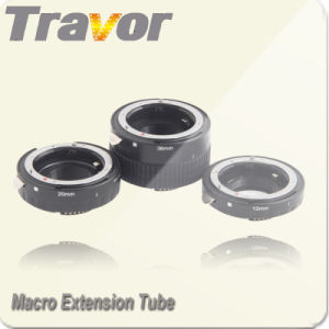 Professional Metal Macro Extension Tube Set for Canon (MET-C2)