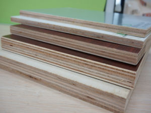 A/A Grade Film Faced Plywood, Construction Plywood, Birch Plywood