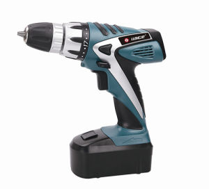 Power Tool Cordless Drill with Ni-CD Battery (LY701N) pictures & photos