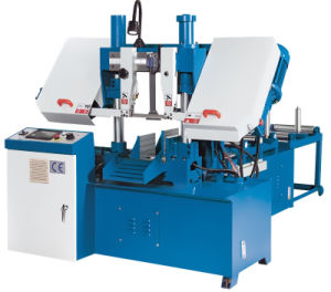 Band Sawing Machine Supplier (Horizontal Band Saw GH4228 GH4235) pictures & photos