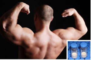 Hot Sale Peptide Triptorelin, 2mg/Vial pictures & photos