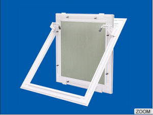 Saudi Type Aluminum Ceiling Access Panel with Optional Gypsum Board600X600mm pictures & photos