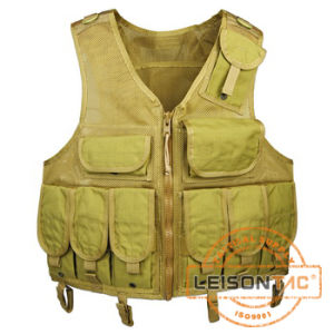 Mesh Tactical Vest with ISO Standard pictures & photos
