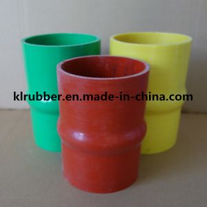 Custom Flexible Silicone Rubber Radiator Hose for Auto Part pictures & photos