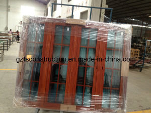 Aluminum Casement Window Double Glazing Windows pictures & photos