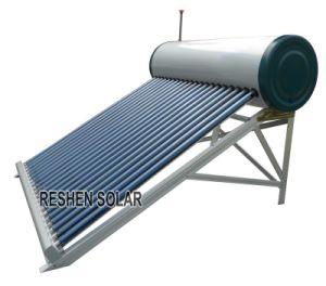 Evacuated Tubes Solar Geysers