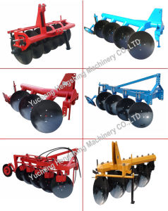 Agriculture Tractor Plough 1lyt-325 High Quality 3 Disc Plough pictures & photos
