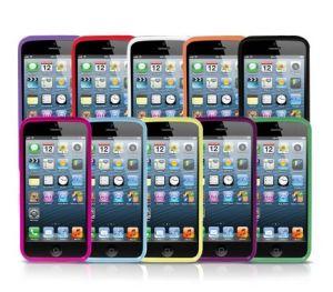 Colorful Case for iPhone 5 (DG-SZ309)