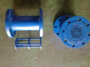 Carbon Steel Valve with Epxoy Coating for Water Meter Flanged Straightener pictures & photos