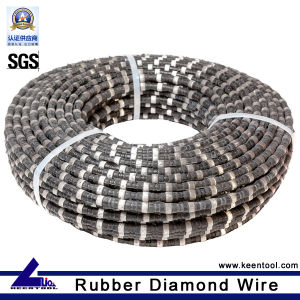 Diamond Wire Saw for Marble Quarry pictures & photos