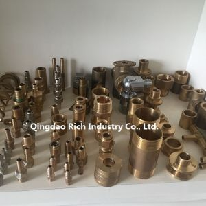 Brass Forging Pipe Fittings/Hot Forging Hot /Cold / Steel/Aluminum Forging Part/Forged Steel Fitting/Forging Parts pictures & photos