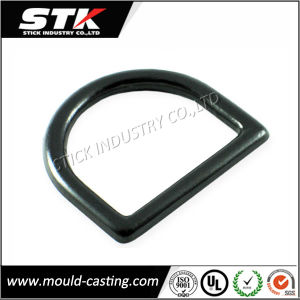 High Quality Zinc Alloy Die Casting D-Ring Buckle (STK-14-Z0078) pictures & photos