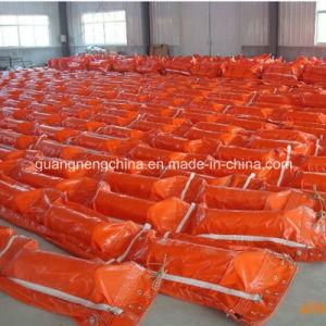 Wear-Resistant Orange Used PVC Oil Booms pictures & photos