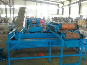 Economic and Environmental Waste Tyre Shredder/Tyre Cutting Amchine pictures & photos