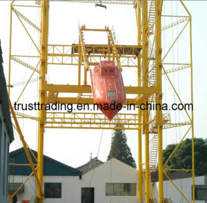Free Fall Lifeboat, Totally Enclosed Life Boat pictures & photos