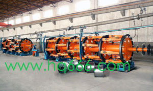 Cable Machine Making Steel Wire Armouring