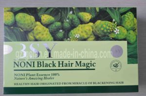 Noni Black Hair Magic Shampoo 20ml*20 (GL-HD0001)